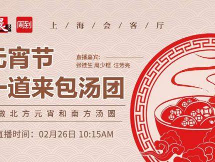 张桂生大师讲解元宵节美食文化